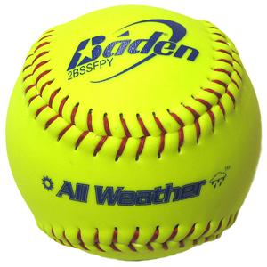 All-Weather™ Fast Pitch **Six Dozen Per Case**