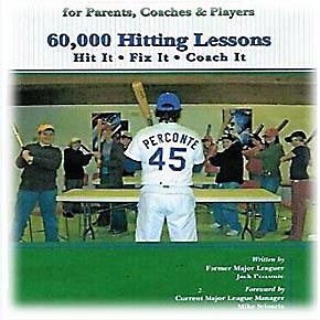 """60,000 Hitting Lessons"""