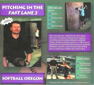 Ken Roudybush - Pitching in the Fast Lane - Volume 2