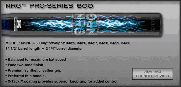 Miken NRG Pro Series 600 Balanced