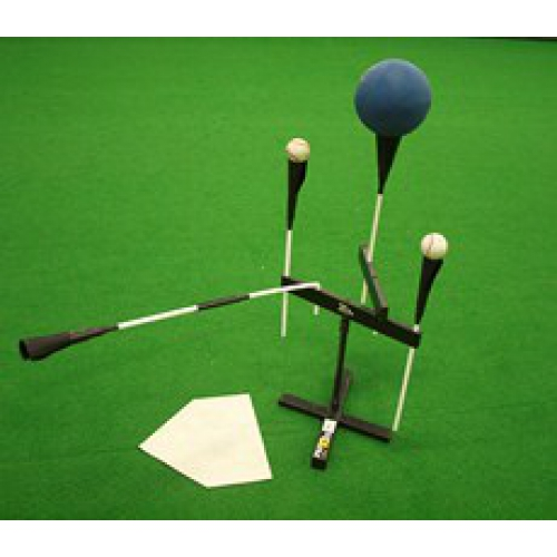 Pro X Tee Hitting System with complete accessory pack