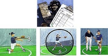 Softball Pitching and Catching VTS