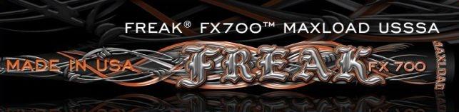 Miken Freak FX 700™ MAXLOAD USSSA