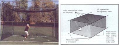 Osborne Batting Cube 15x15x10