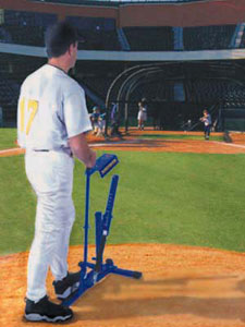 Louisville Slugger - Ulimate Pitching Machine