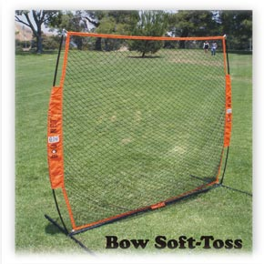 Bownet Soft Toss Screen
