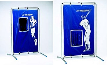 Practice Partner Canvas Catcher Dual Sport with Frame