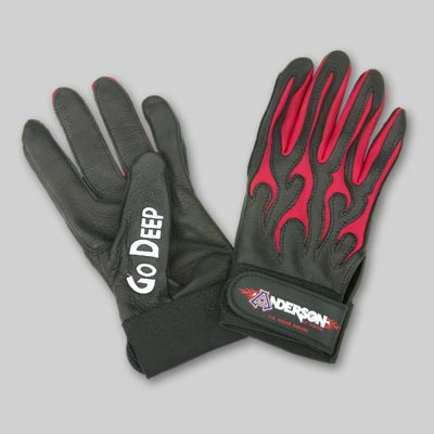 Anderson GO DEEP Batting Gloves