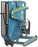 Master Pitch MP-5 Rack Fed Pitching Machine