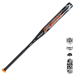 2021 FLEX SLOWPITCH SINGLE-WALL SOFTBALL BAT